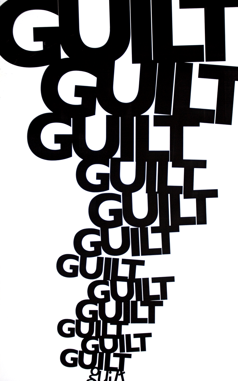 Guilt i know i m forgiven but guilt continues to